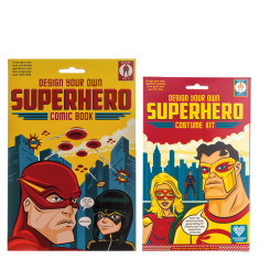 Superhero Activity Bundle Pack