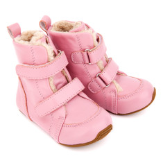 Junior Snug Boots In Pink
