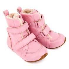 Junior Snug Boots In Pink
