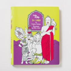 Sri Lanka travel book for children