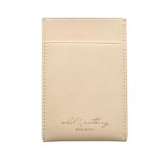 Di Lusso Unisex Card Holder - Paglierino