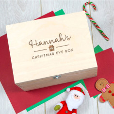 personalised christmas eve box for teen or adult - What Do Teens Want For Christmas