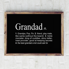 grandad gifts gifts for grandfather
