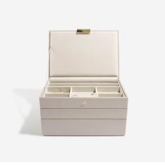Taupe Classic Jewellery Box Set 3