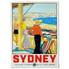 Sydney gifts sydney inspired gifts sydney gift ideas hardtofind sydney tea towel negle Images