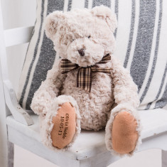 Personalised baby gifts personalised gifts gifts hardtofind personalised teddy bear negle Image collections