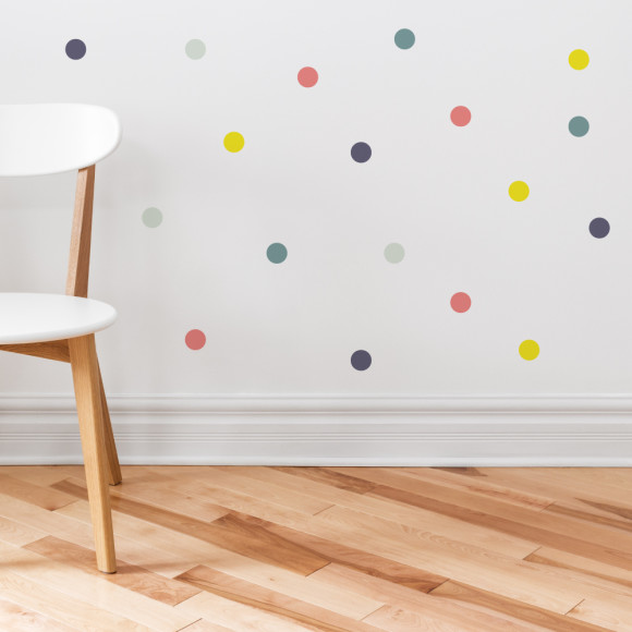 Party circles by Little Studio