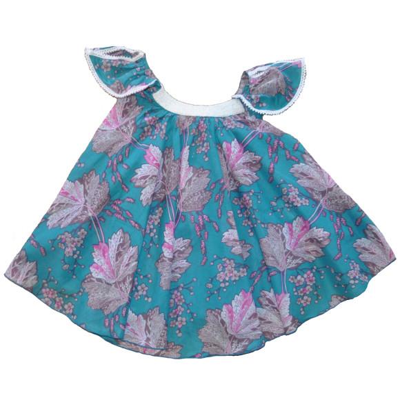 Chloe dress mozaic