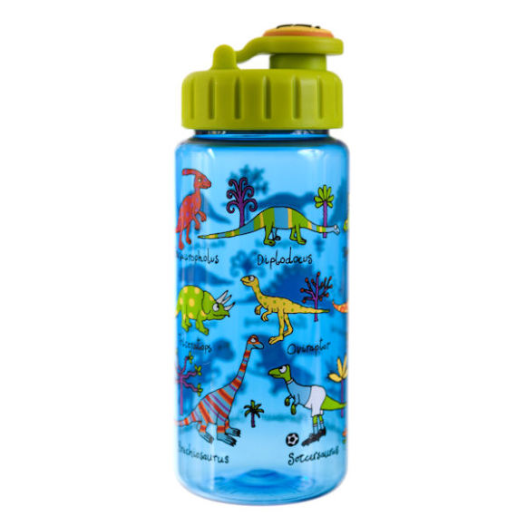 Dinosaur Tritan Drink Bottle