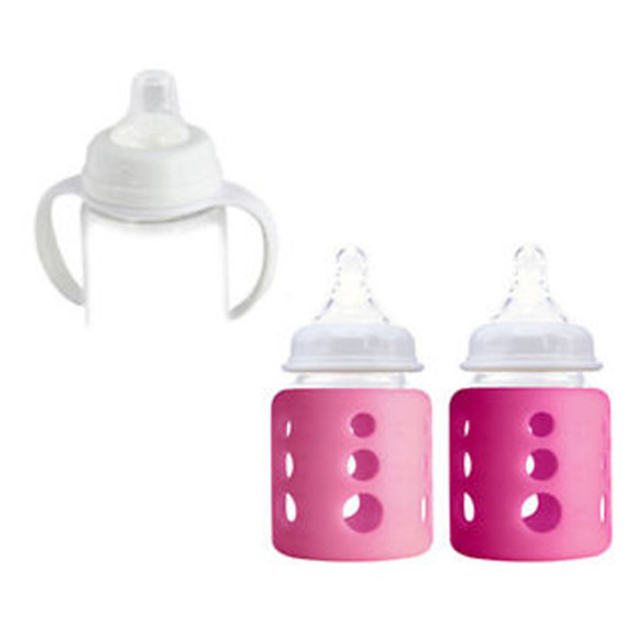 150ml Sippy Pink