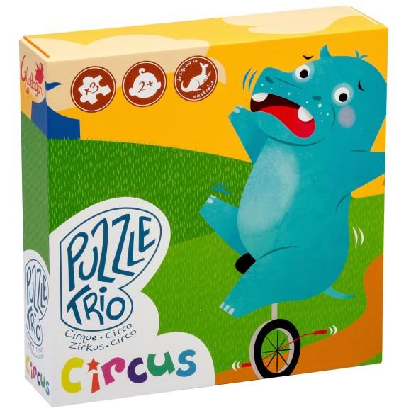 Trio Circus glottogon