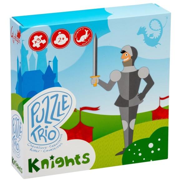 Trio Puzzle Knights glottogon