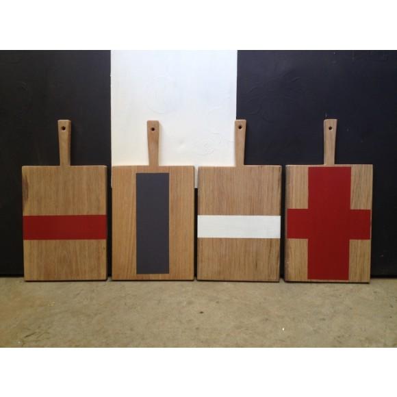 Timber platter