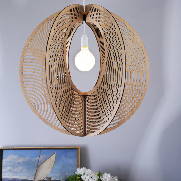 Hoop Large in Tasmanian Oak