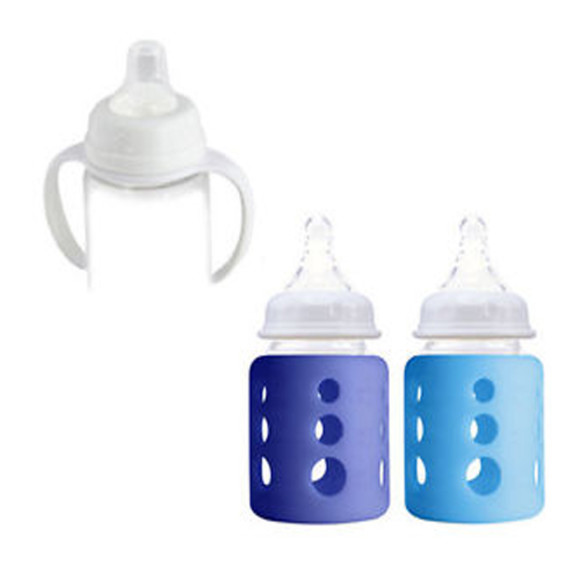 240ml Sippy Blue