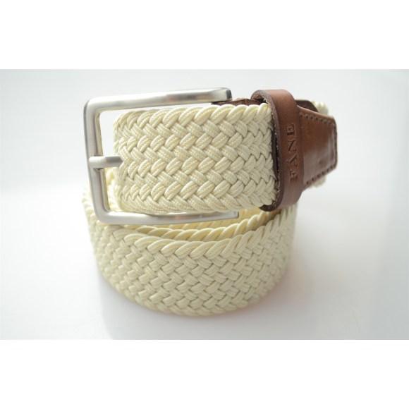 Weaved Belt Beige 1