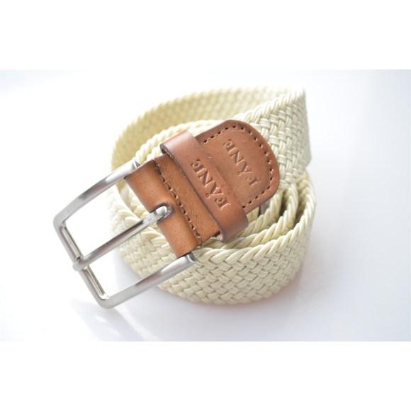 Weaved Belt Beige 3