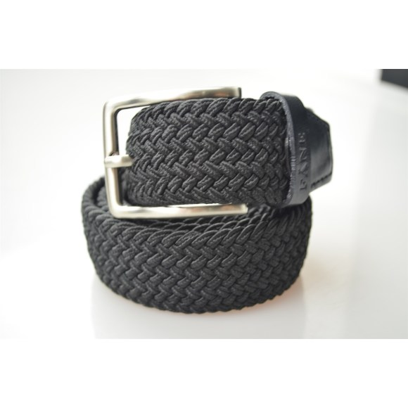 Weaved Belt Black 1