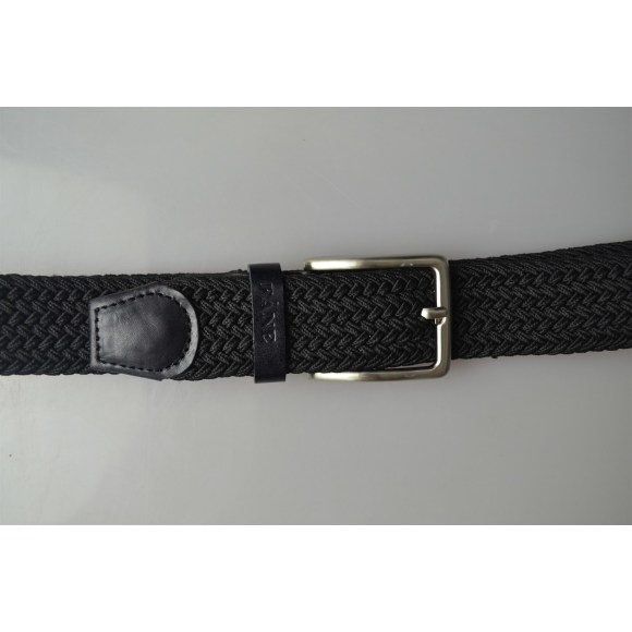 Weaved Belt Black 4