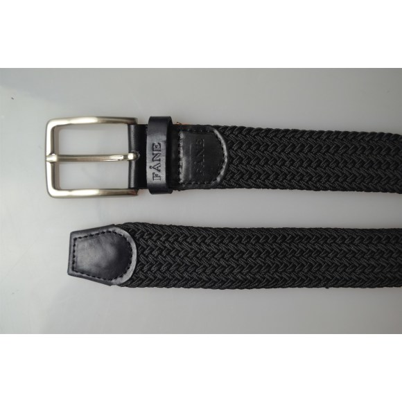 Weaved Belt Black 5