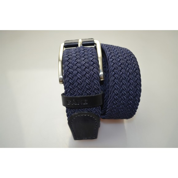 Weaved Belt Navy 2