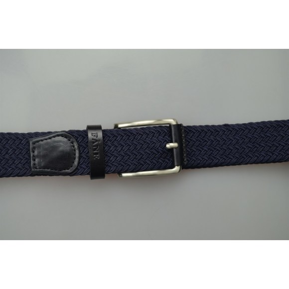Weaved Belt Navy 4