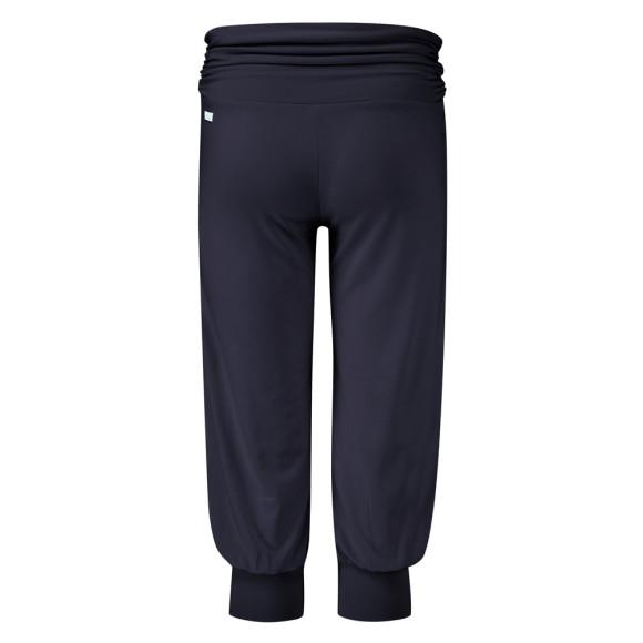 3/4 black yoga pant