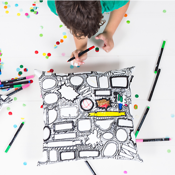 Scribble it Cushion