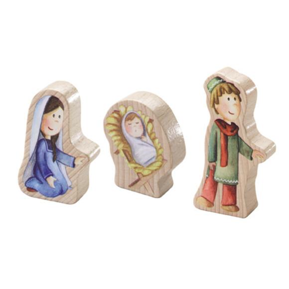 Nativity Play Scene