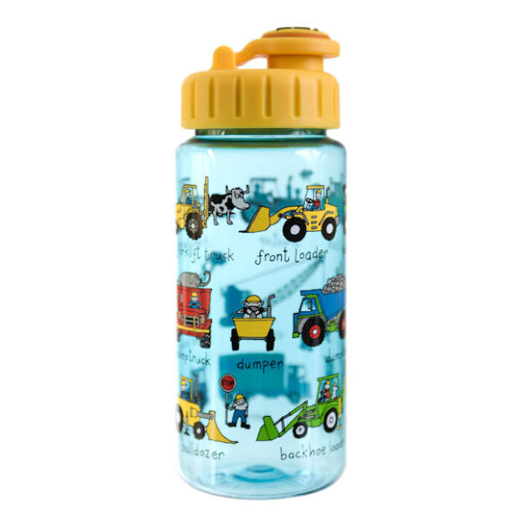 Working Wheels Tritan Drink Bottle