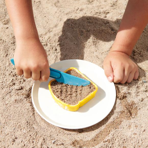 sand breakfast