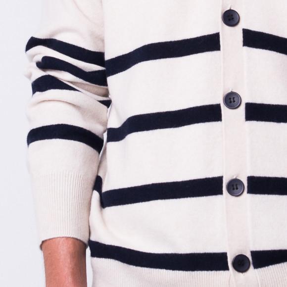 cashmere cardigan