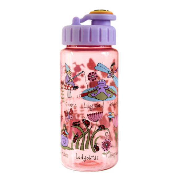 Tyrrell Katz Secret Garden Tritan Drink Bottle