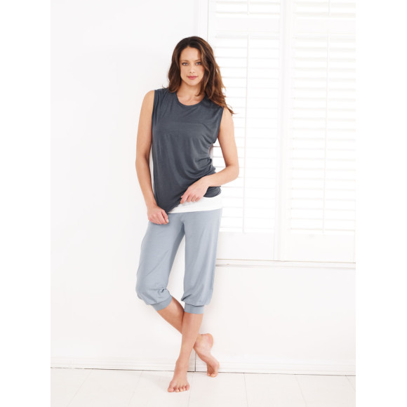 Dove blue yoga pant