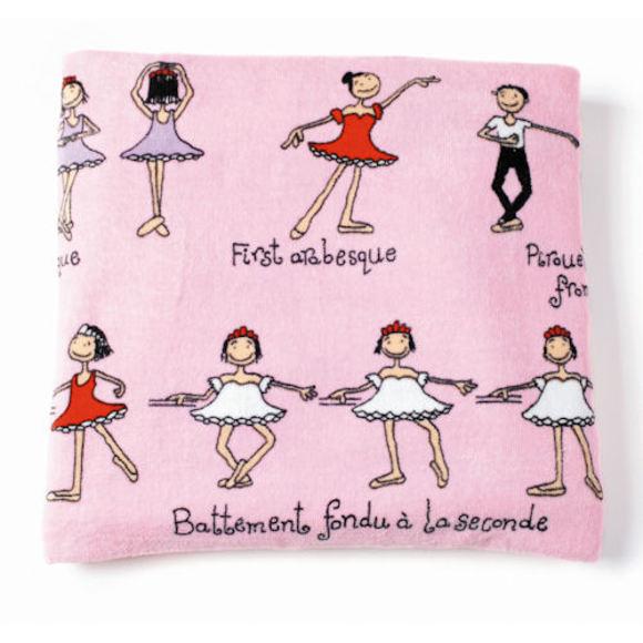 Tyrrell Katz Ballet Towel