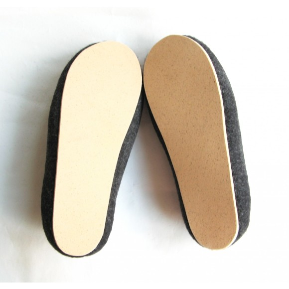 non slip cork sole