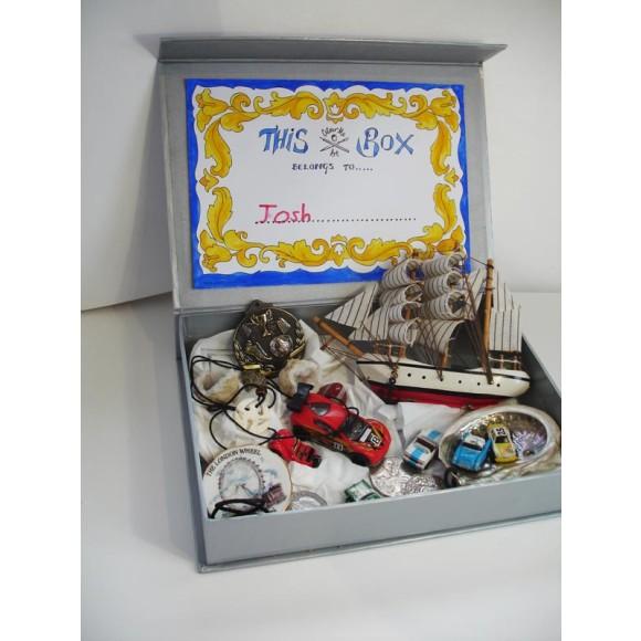 Reusable Box for Treasure