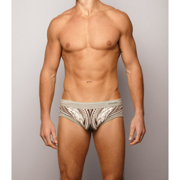 men's brief - wild west