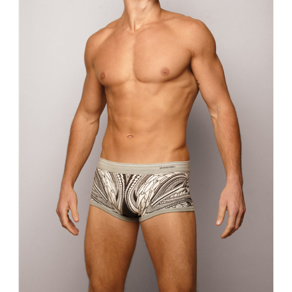 men's trunk - wild west