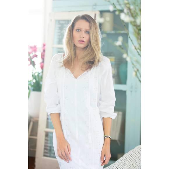 'Kristi' in White