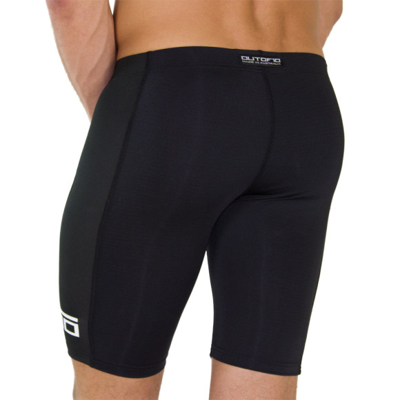 C10 - Comfort Compression Shorts - Back view