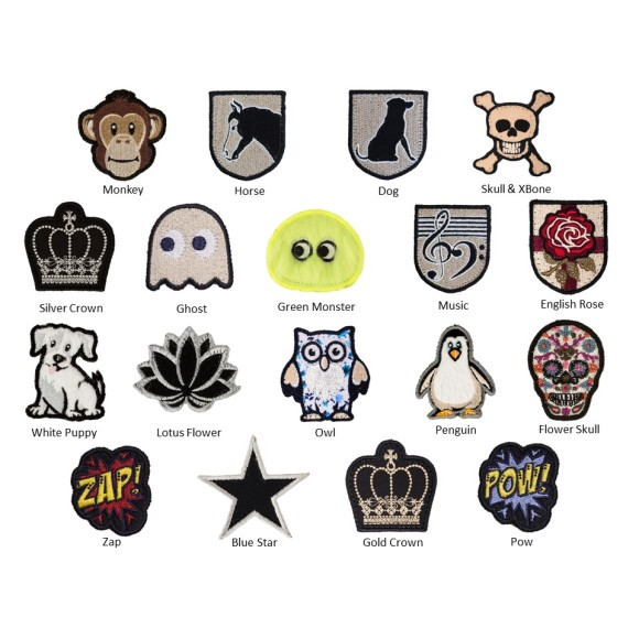 Character Patches