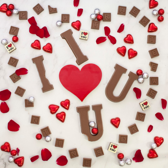Chocolate Letters