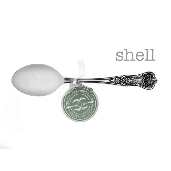 Featured:  Shell Handle