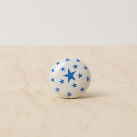 Blue Star Knob