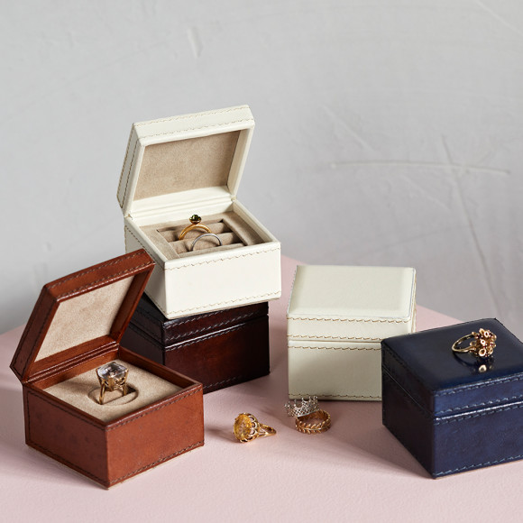 Life of Riley's Ring Box collection