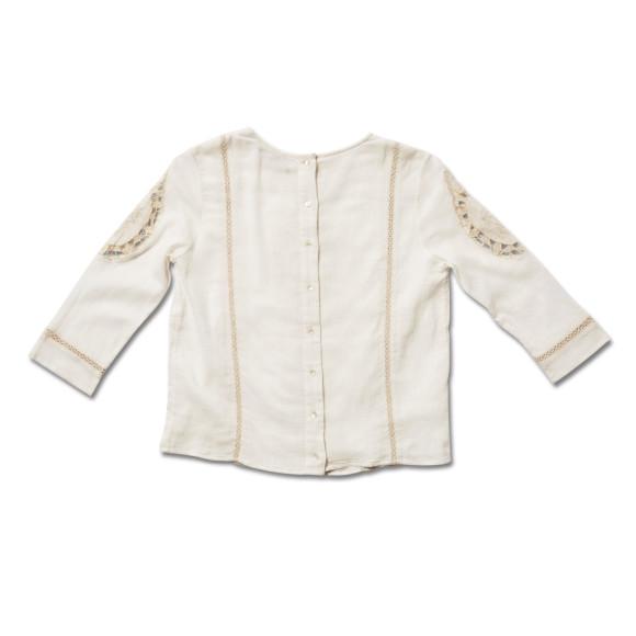 castaway blouse back