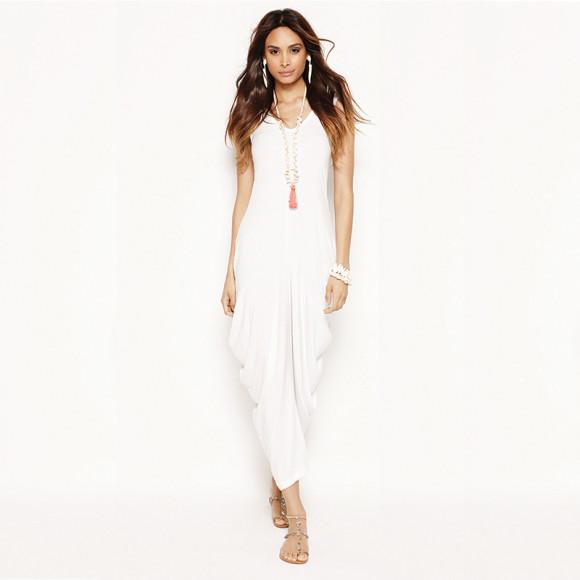 Alaya dress white