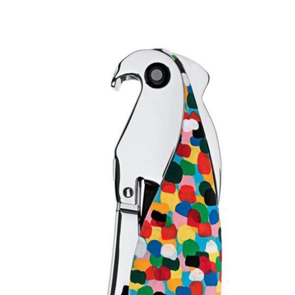 Corkscrew parrot