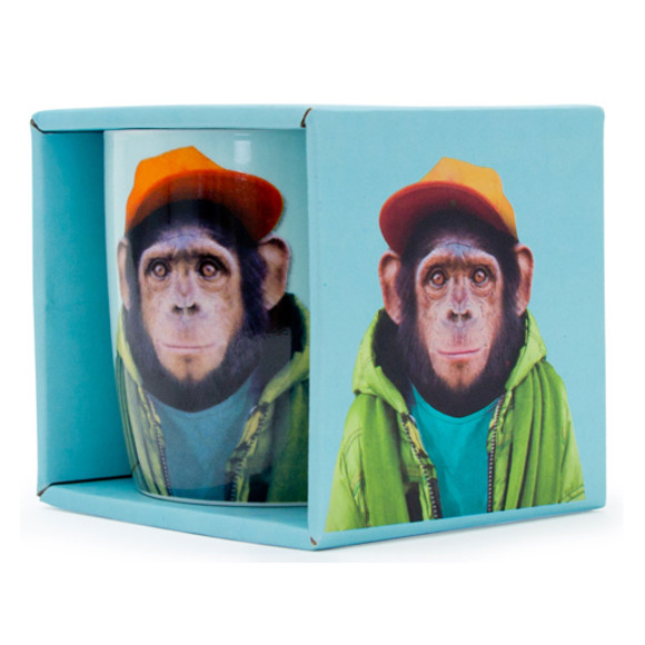 Coffee Mug Chimp